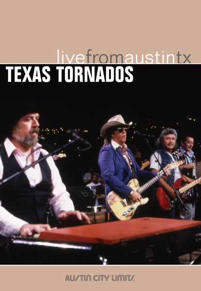 Texas Tornados - Live From Austin, TX [DVD]