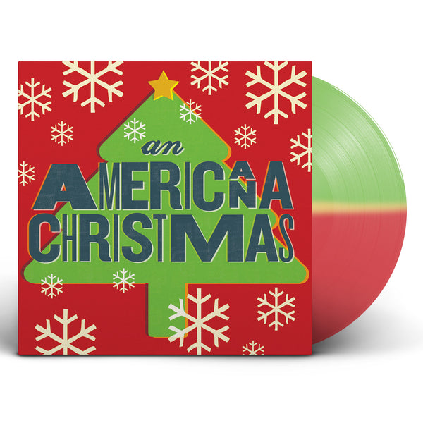 Various Artists - An Americana Christmas [Limited Edition Colored Vinyl]