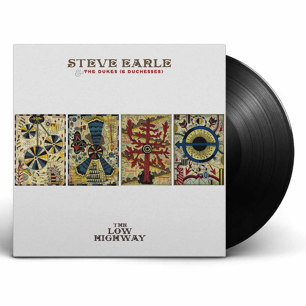 Steve Earle & The Dukes (& Duchesses) - The Low Highway [Vinyl]