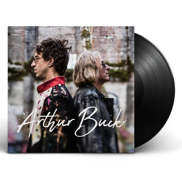 Arthur Buck - Arthur Buck [T-shirt + Vinyl + CD Bundle]