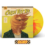 Sammy Brue - Crash Test Kid [SIGNED Colored Vinyl + SIGNED CD Bundle]