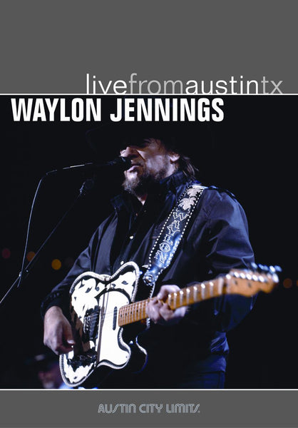Waylon Jennings - Live From Austin, TX [DVD]
