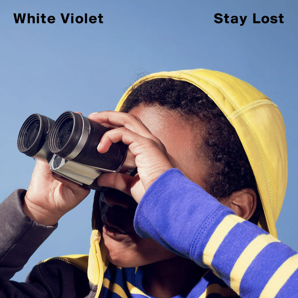 White Violet - Stay Lost [CD]