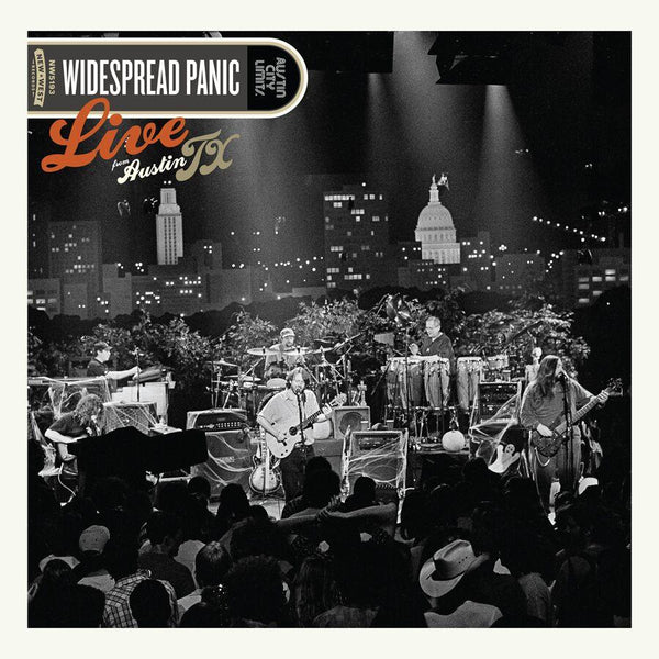 Widespread Panic - Live From Austin, TX [Black Friday Exclusive Colored Vinyl]