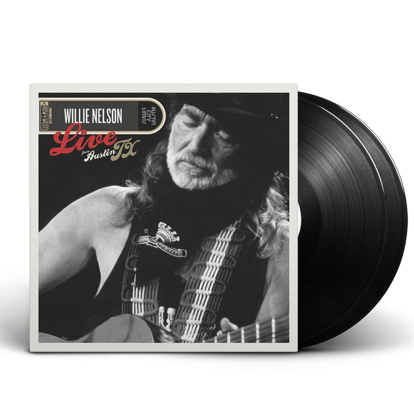 Willie Nelson - Live From Austin, TX [Vinyl]
