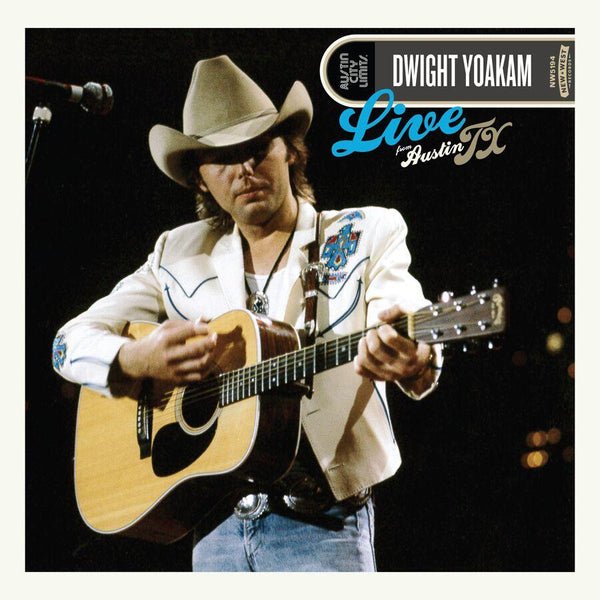 Dwight Yoakam - Live From Austin, TX [Test Pressing]