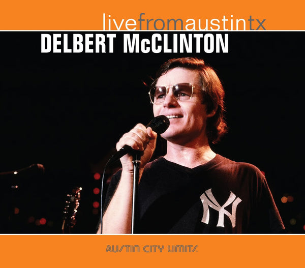 Delbert McClinton - Live From Austin, TX [CD]