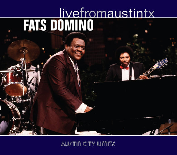 Fats Domino - Live From Austin, TX [CD]