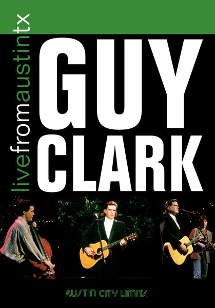 Guy Clark - Live From Austin, TX [DVD]