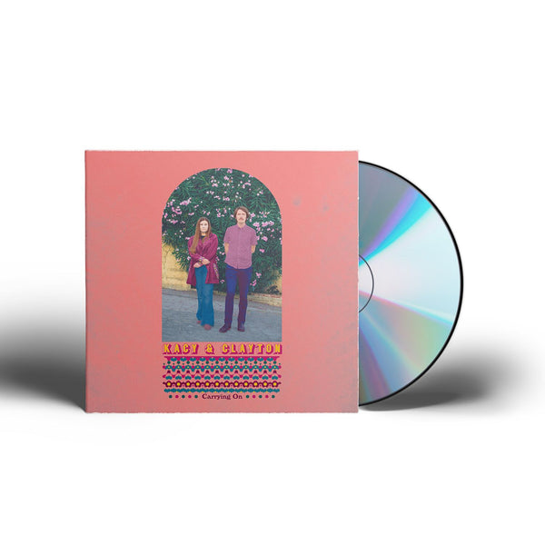 Kacy & Clayton - Carrying On [New West Exclusive Colored Vinyl + CD Bundle]