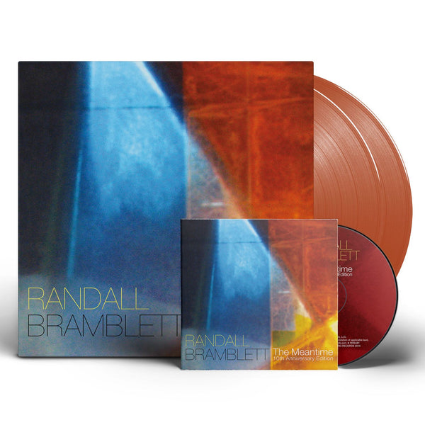 Randall Bramblett - The Meantime (10th Anniversary Edition) [Colored Vinyl + CD Bundle]
