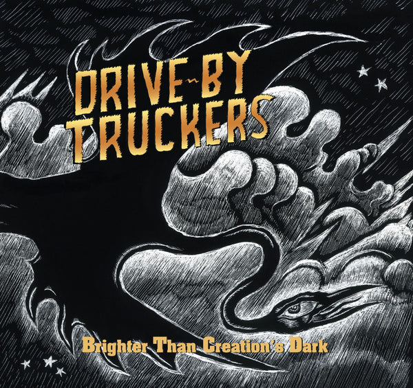 Drive-By Truckers - Brighter Than Creation's Dark [Vinyl]