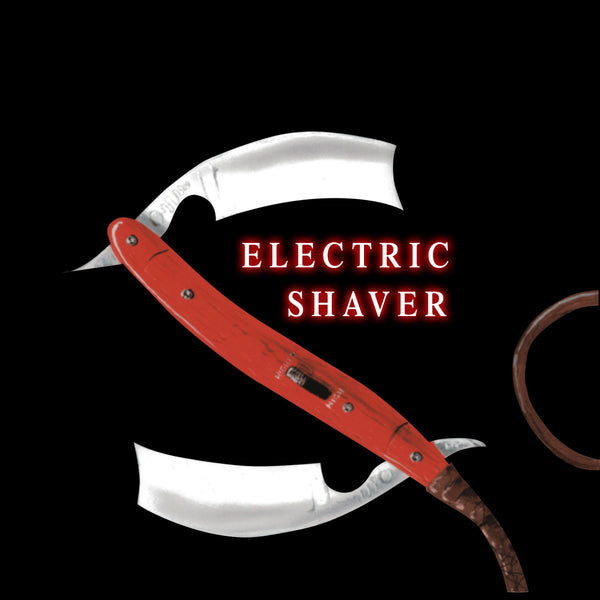 Shaver - Electric Shaver [CD]