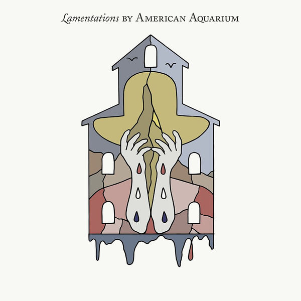 American Aquarium - Lamentations [Metallic Grey Colored Vinyl]