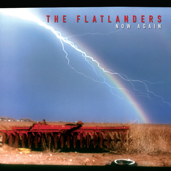 The Flatlanders - Now Again [CD]