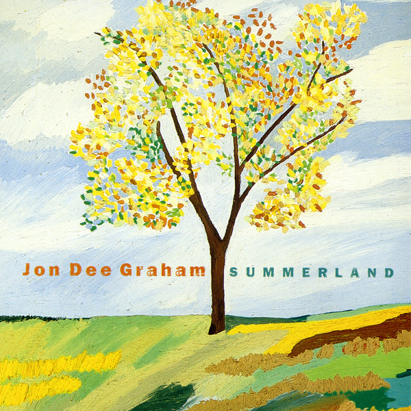 Jon Dee Graham - Summerland [CD]