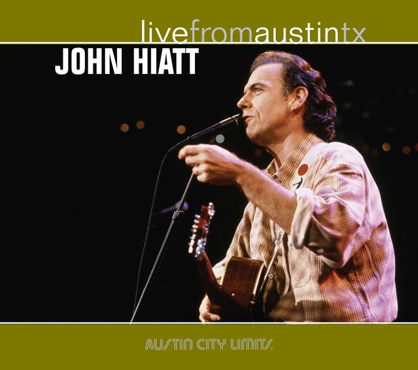 John Hiatt - Live From Austin, TX [CD]
