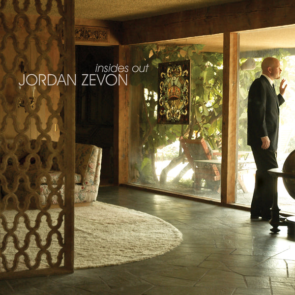 Jordan Zevon - Insides Out [CD]