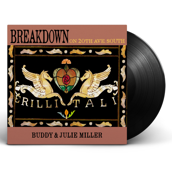 Buddy & Julie Miller - Breakdown On 20th Ave. South [Vinyl]