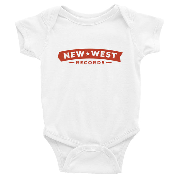 New West Logo Infant Onesie