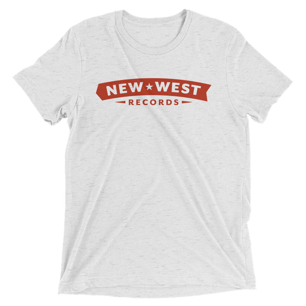 New West Red Logo Short Sleeve T-shirt