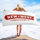 New West Beach Towel
