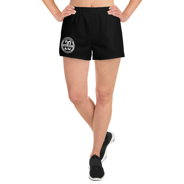 Women's New West Logo Athletic Shorts