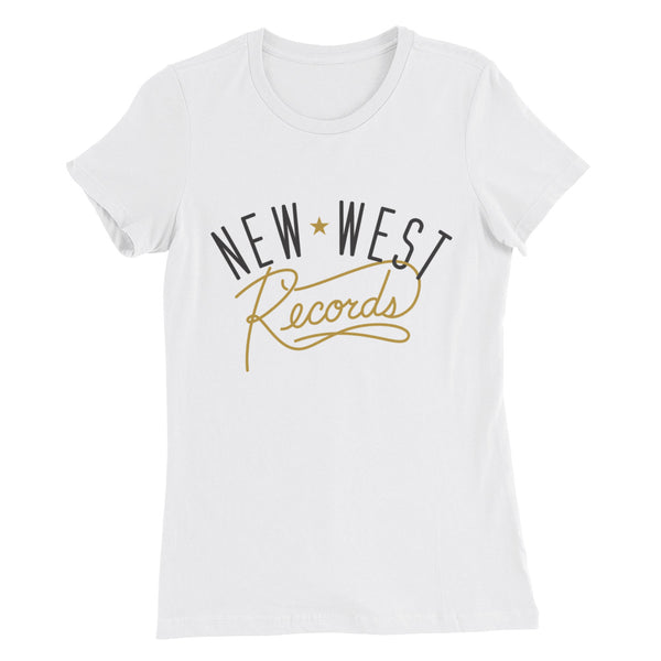 New West Lonestar Women's Slim Fit T-Shirt