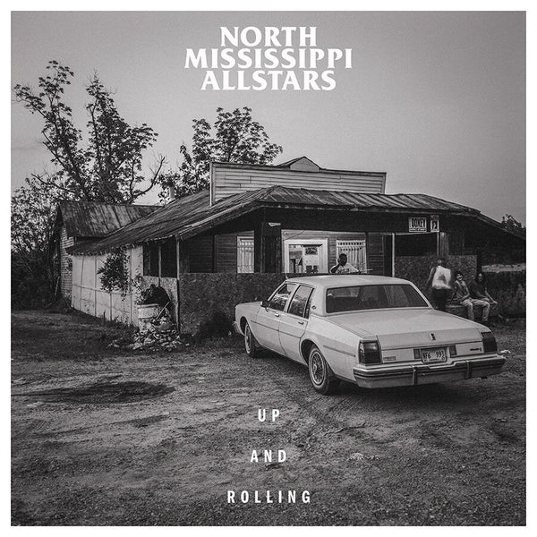 North Mississippi Allstars - Up And Rolling [CD]