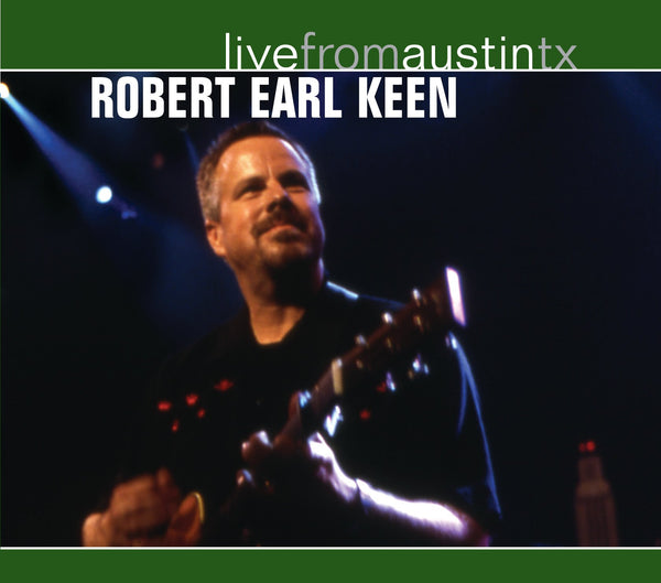 Robert Earl Keen - Live From Austin, TX [CD]