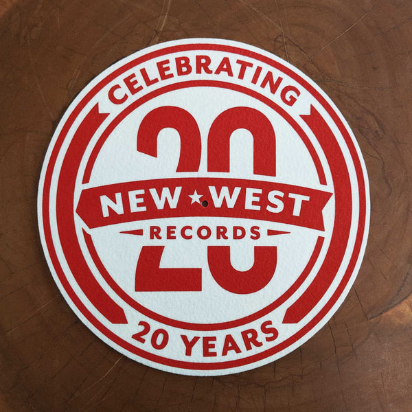New West 20th Anniversary Slipmat
