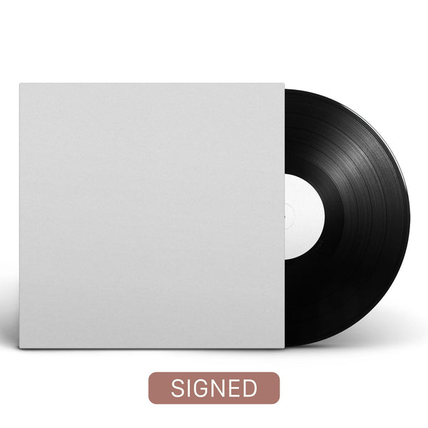 Kalen & Aslyn - Back Of Our Minds [SIGNED Test Pressing]