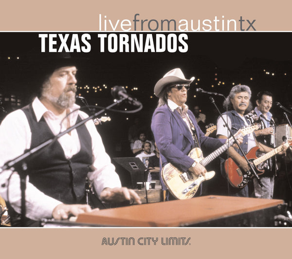 Texas Tornados - Live From Austin, TX [CD]