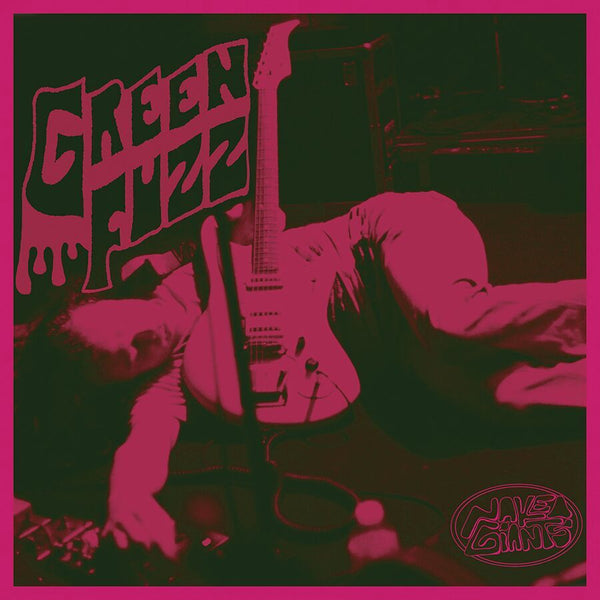 "Naked Giants - Green Fuzz / That's Who's Really Pointing At Me [10""]"