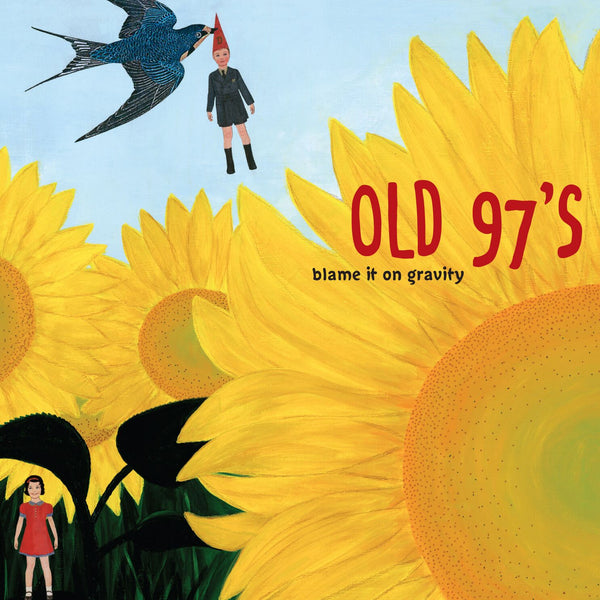 Old 97's - Blame It On Gravity [CD/DVD]