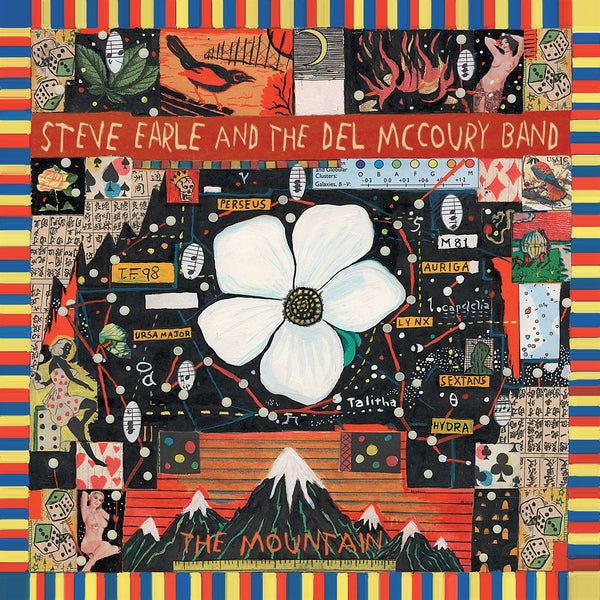 Steve Earle & The Del McCoury Band - The Mountain [CD]