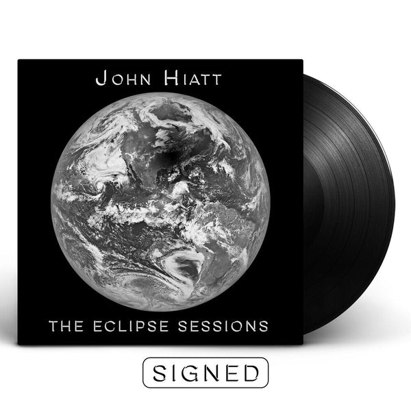 John Hiatt - The Eclipse Sessions [SIGNED Vinyl]