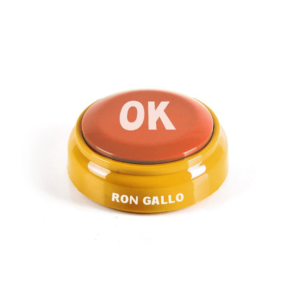 Ron Gallo - Stardust Birthday Party 'OK' Button