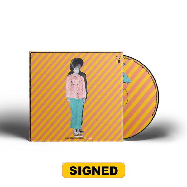 Ron Gallo - Stardust Birthday Party [SIGNED CD]