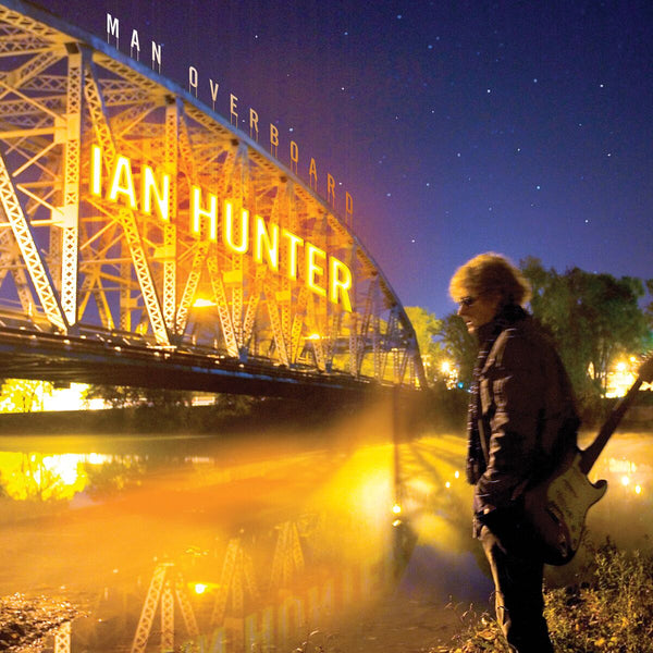 Ian Hunter - Man Overboard [CD]