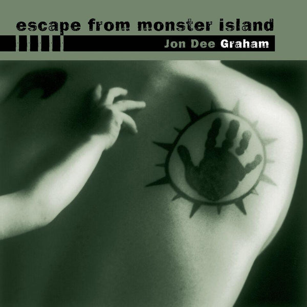 Jon Dee Graham - Escape From Monster Island [CD]