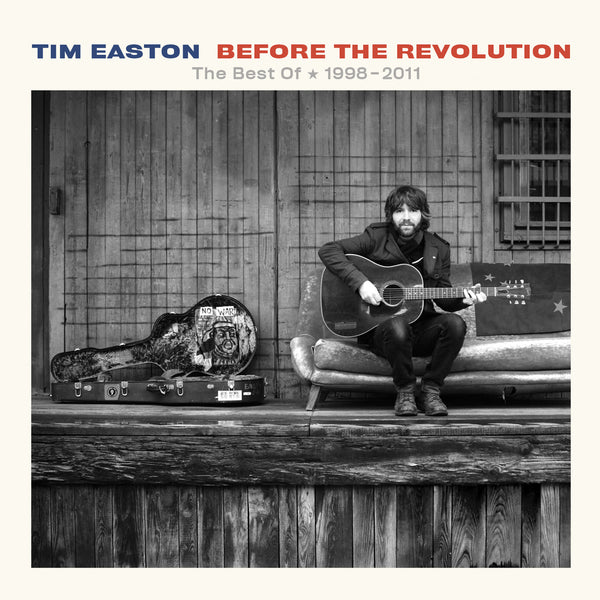 Tim Easton - The Best Of (1998 - 2011) [CD]