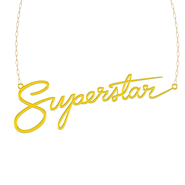 Caroline Rose - Superstar Necklace