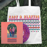 Kacy & Clayton - Carrying On [New West Exclusive Colored Vinyl + Tote Bag Bundle]