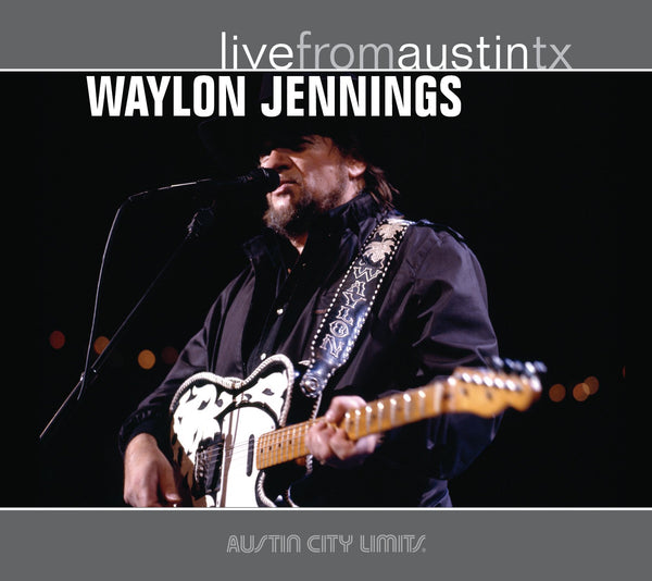 Waylon Jennings - Live From Austin, TX [CD]