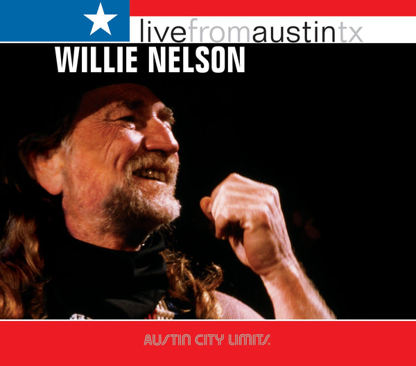 Willie Nelson - Live From Austin, TX [CD]