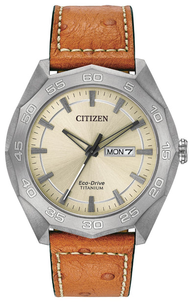 Citizen BRYCEN AW0060-11P Watch