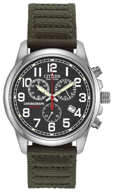 Citizen CHANDLER AT0200-05E Watch