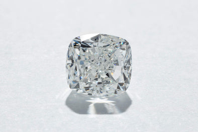 Internally Flawless Diamond 4ct Cushion Cut
