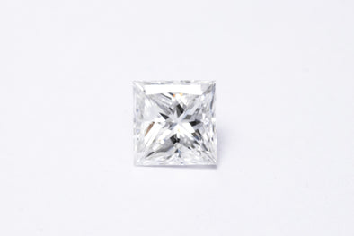 1.41ct Loose Diamond Princess Cut Round SI2 F